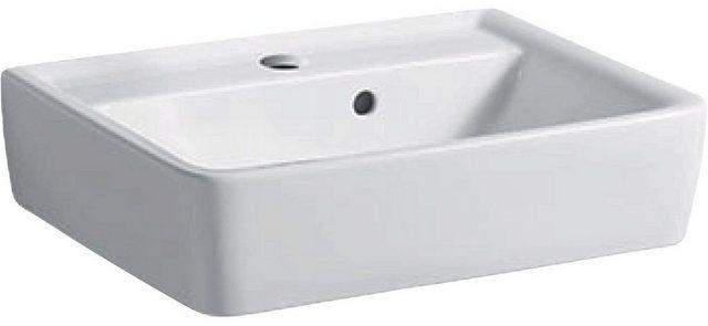 Waschtische - GEBERIT Waschbecken »Renova Plan«, Breite 50 cm  - Onlineshop OTTO