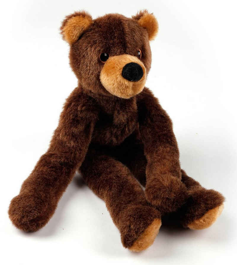 all for paws Tierkuscheltier »Woodland Classic Michel Bear Hundespielzeug«, Plüsch, (1-tlg) stabile Seile in Armen u. Beinen