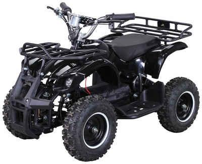 Actionbikes Motors Elektro-Kinderquad »Torino«, Belastbarkeit 50 kg, 3 Geschwindigkeitsstufen, Starker 1000 Watt Elektromotor, Gelochte Scheibenbremse vorne und hinten