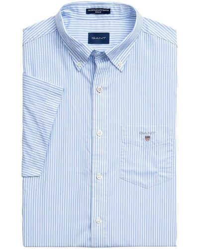 Gant Hemd »Kurzarm-Streifenhemd«