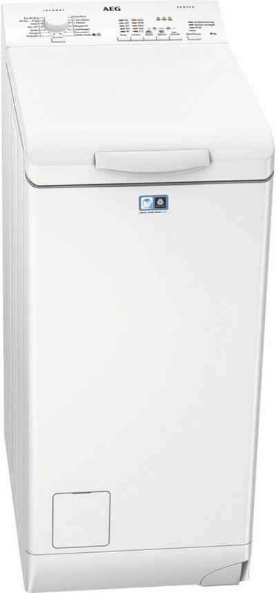 AEG Waschmaschine Toplader L5TBA30260, 6 kg, 1200 U/min
