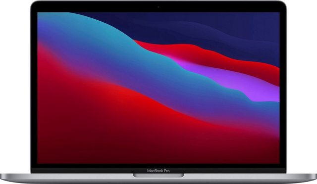 Apple MacBook Pro 13 Notebook 33,78 cm 13,3 Zoll, Apple, 1000 GB SSD