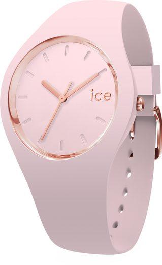ice-watch Quarzuhr »Gift Box - ICE Glam pastel - pink lady - medium, 18496«, (Set, 2-tlg., mit Armband)