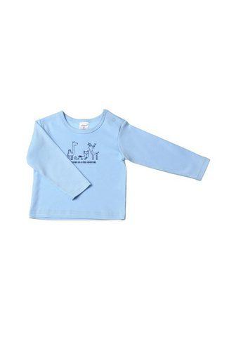 Liliput Marškinėliai ilgomis rankovėmis iš eko...