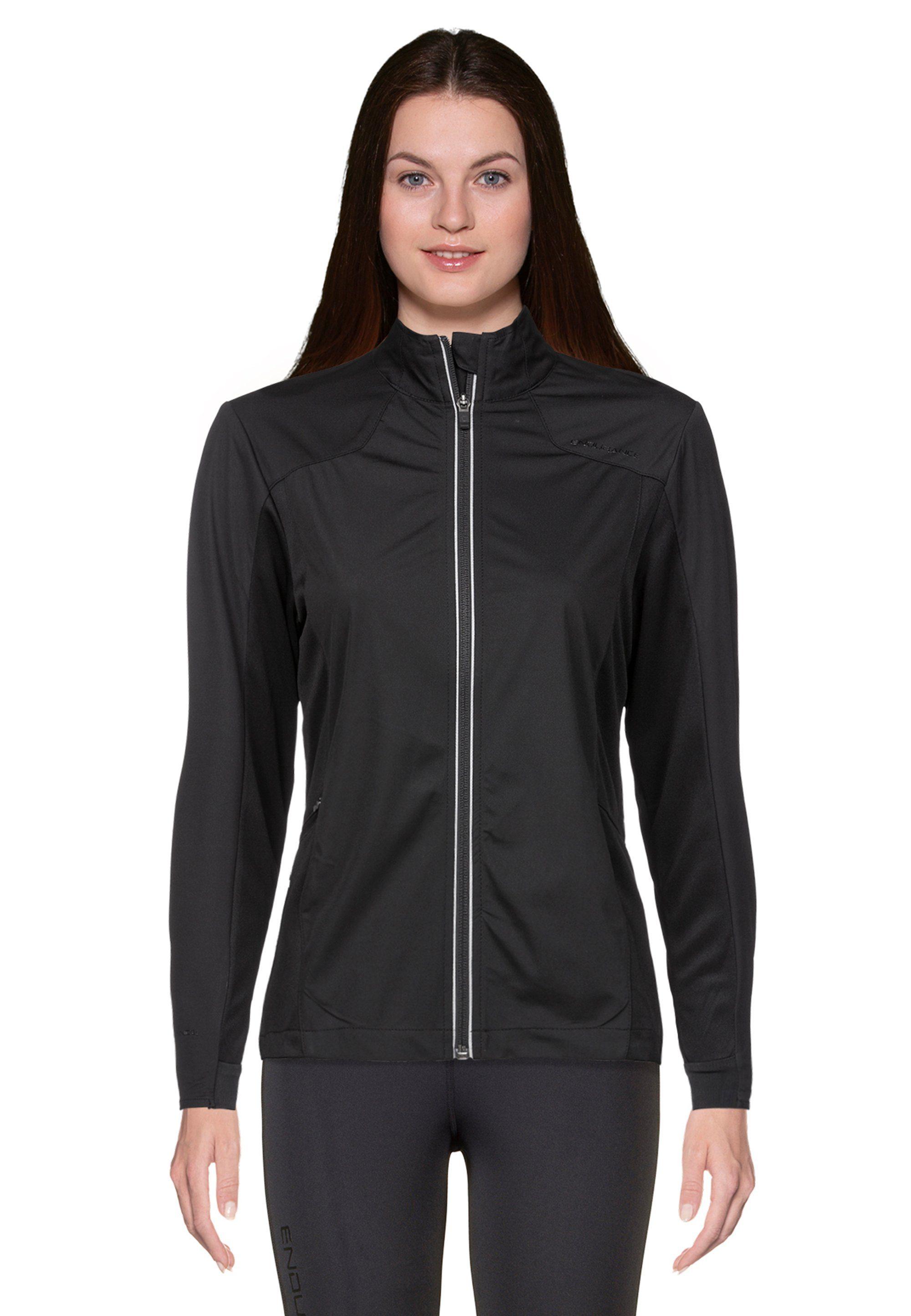 TAO Laufjacke »TAO Wasserdichte Damen Zip Jacke mit LED Lichtern« online kaufen | OTTO
