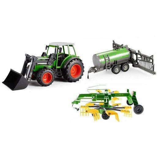 efaso rctraktor »efaso double e e356003 rc traktor mit