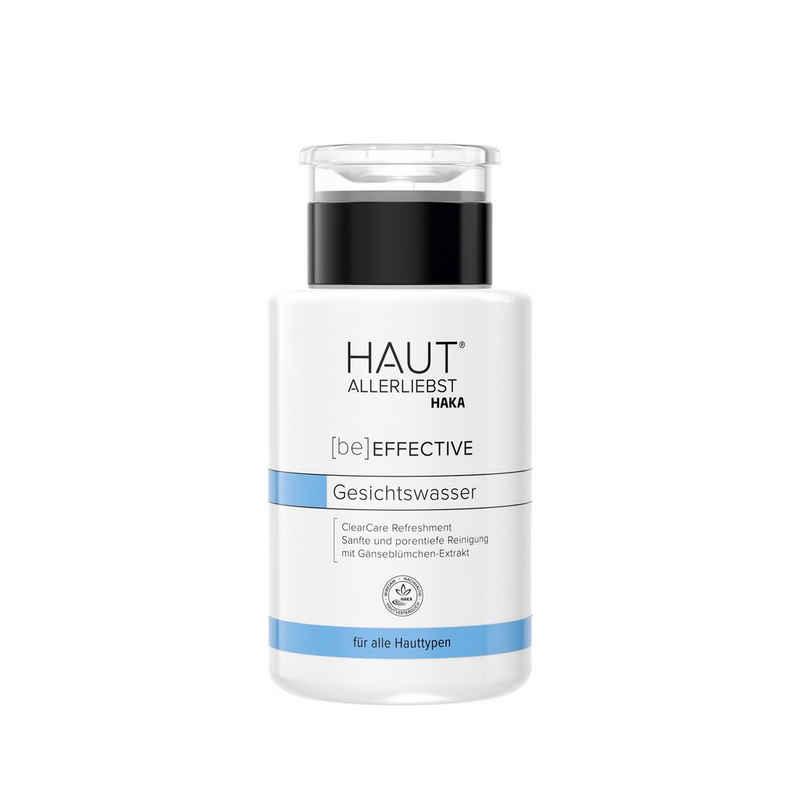 HAUTALLERLIEBST Gesichtsseife »HAKA Clearcare Gesichtswasser, 150ml«