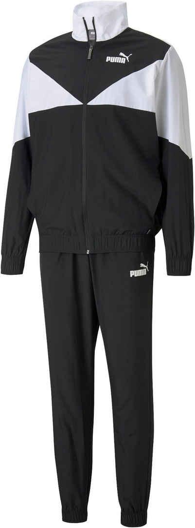 PUMA Trainingsanzug »Woven Suit« (Set, 2-tlg)
