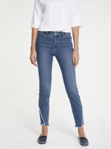 heine TIMELESS Bauchweg-Jeans Aleria mit Push-up Effekt