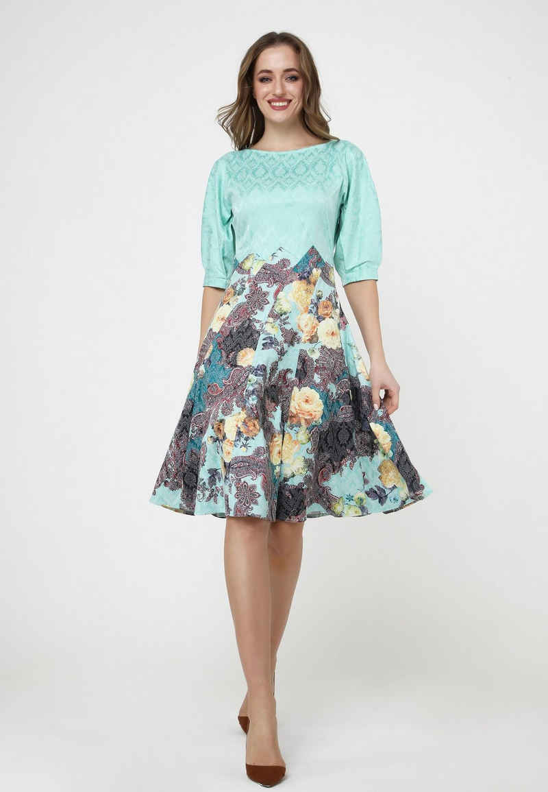 MaDam-T Skaterkleid »Kleid Ergo«