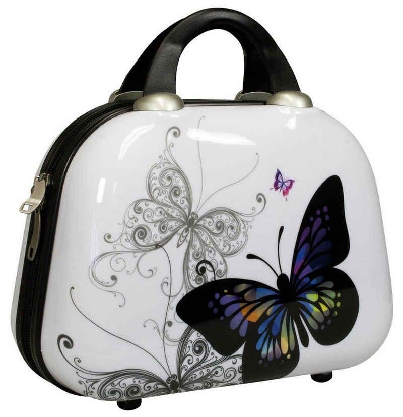 Warenhandel König Beautycase »Butterfly«