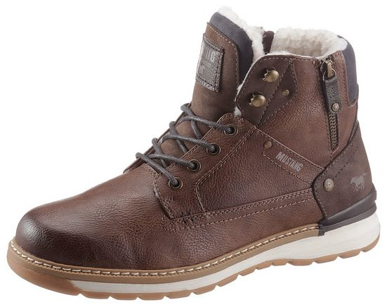 Mustang Shoes Winterboots mit Warmfutter