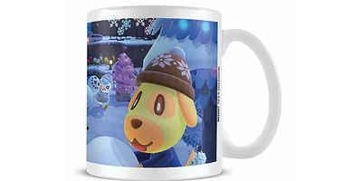 PYRAMID Tasse »Animal Crossing Tasse Winter«, Porzellan