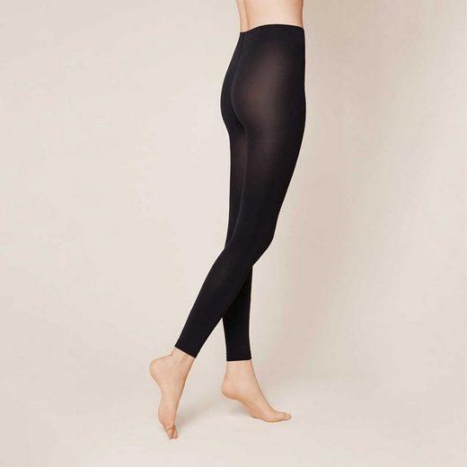 KUNERT Leggings »Blickdichte, elegante Leggings VELVET 80« (1-tlg) Blickdicht, matt