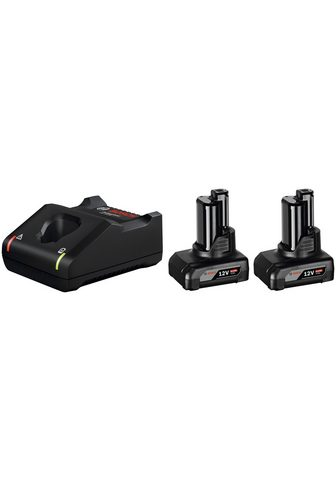 Bosch Professional Powertools »GAL 12V-40 / GBA 12V 6.0Ah« Akku-Set ...