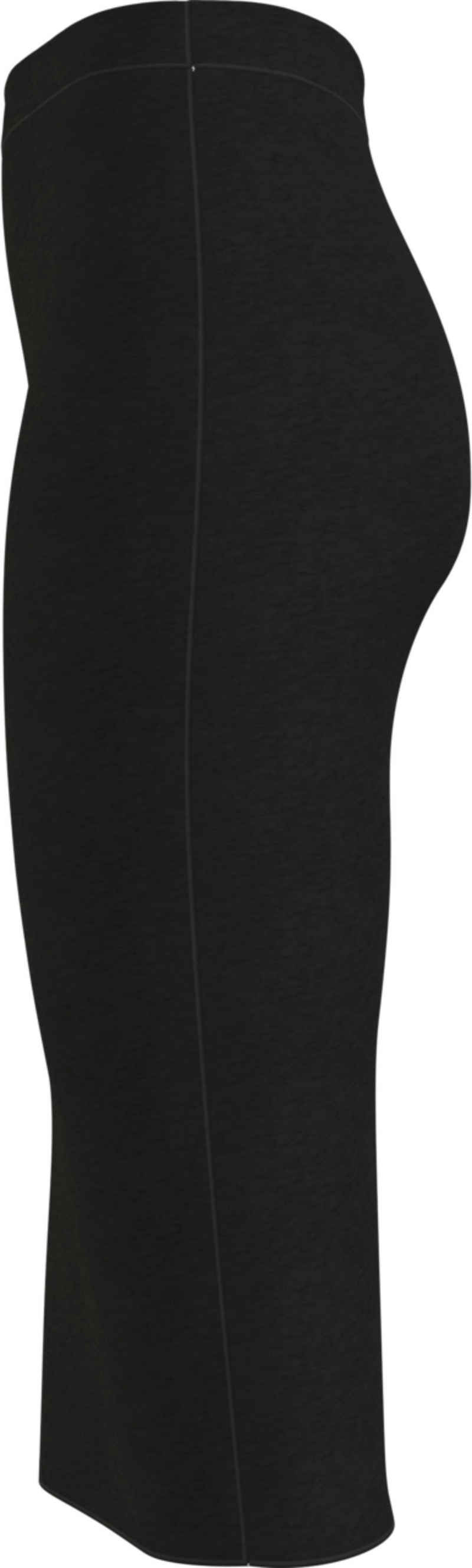 Tommy Jeans Jerseyrock »TJW Bodycon Below-Knee Skirt« mit langem Gehschlitz hinten