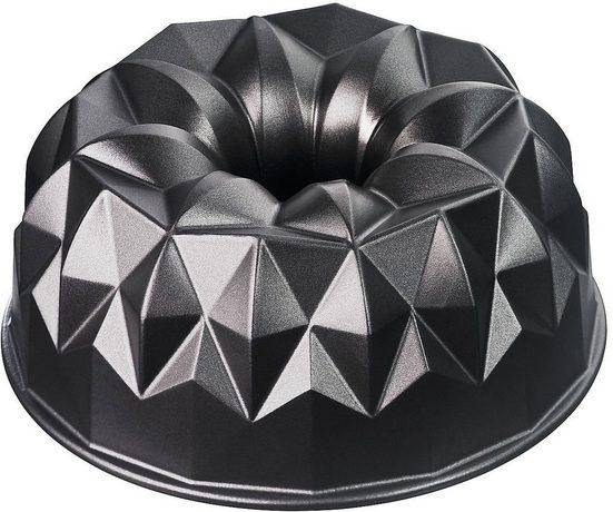 """Kaiser Backformen Backform »Gugelhupfform """"Geometrisch"""" Ø25 cm«"""