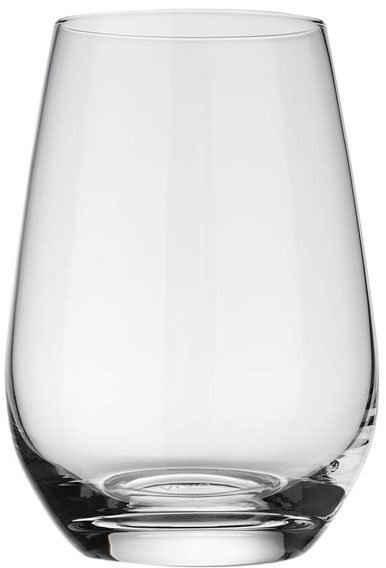vivo Villeroy & Boch Group Longdrinkglas »Voice Basic«, Kristallglas, 397 ml, 4-teilig