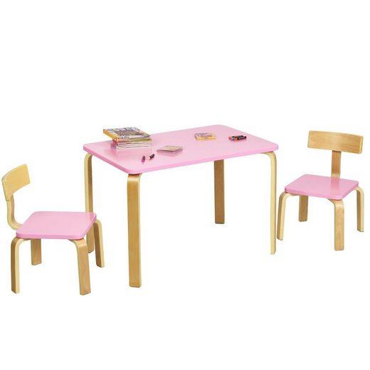 COSTWAY Kindersitzgruppe »3tlg. Kindersitzgruppe«