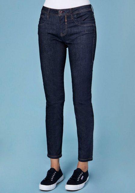 Hosen - BLUE FIRE Slim fit Jeans »NANCY« mit Stretchanteil ›  - Onlineshop OTTO
