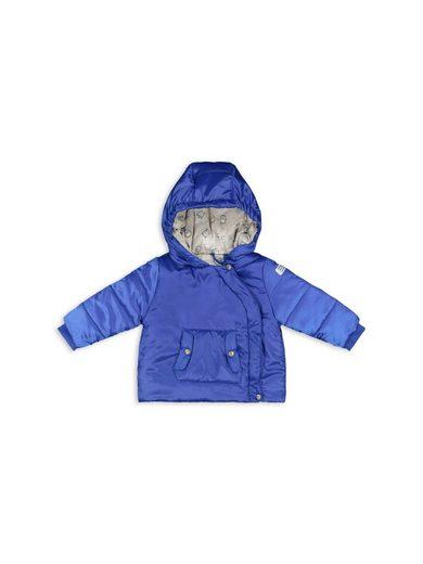 Esprit Winterjacke »Wattierte Jacke mit Jersey-Futter«