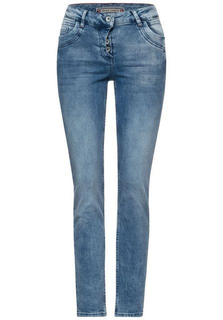 Hosen - Cecil 7 8 Jeans mit Turn Up Funktion ›  - Onlineshop OTTO