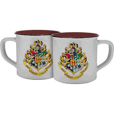 Harry Potter Tasse »Tasse Keramik Hogwarts Express Emaille-Optik, 300«