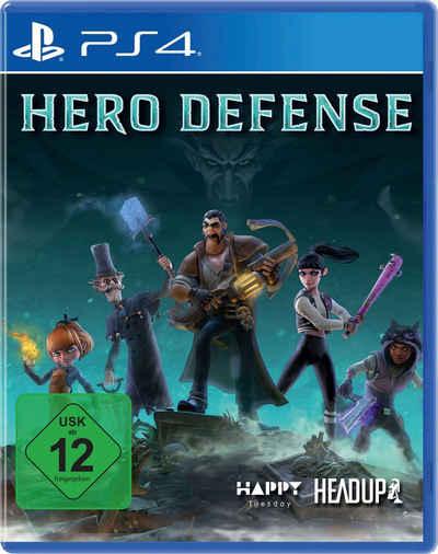 Hero Defense: Haunted Island PlayStation 4