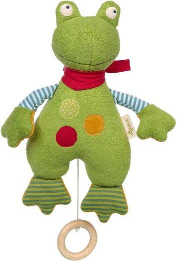 Sigikid Spieluhr »Green Collection, Frosch«, Made in Europe