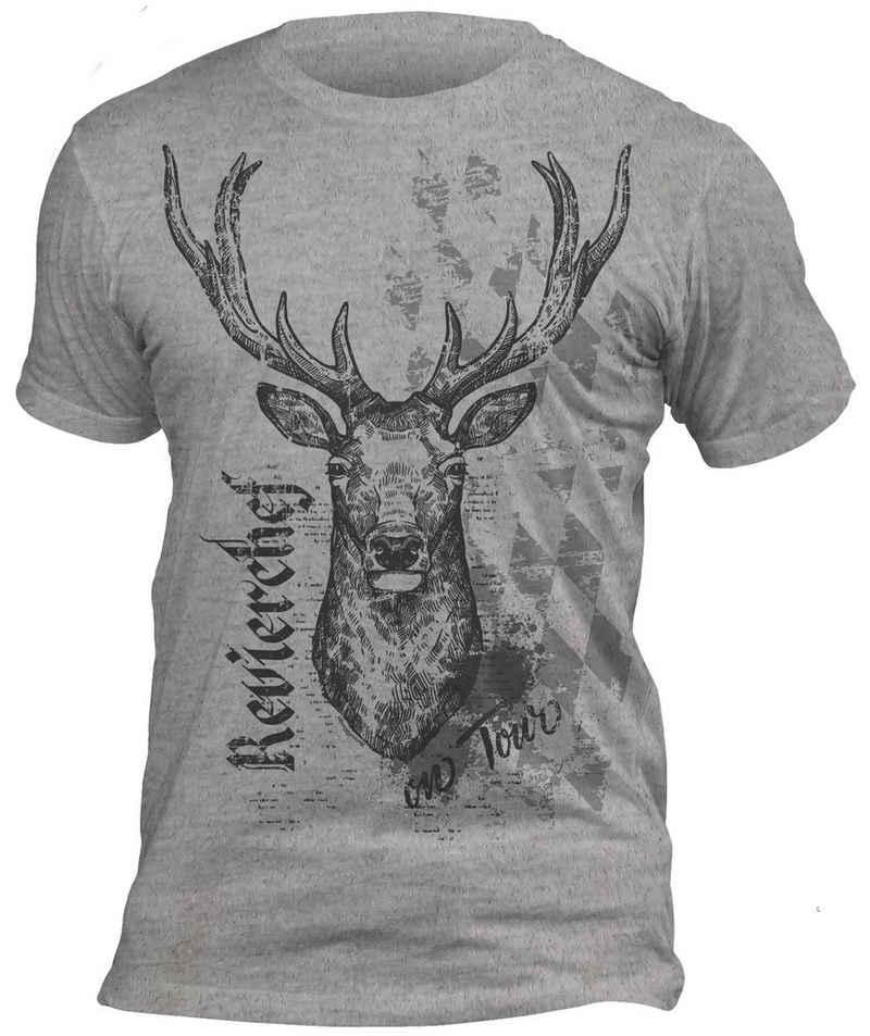 Soreso® Trachtenshirt »Revierchef«