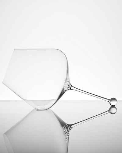 Zalto Weinglas »Denk´Art Gravitas Omega Mundgeblasen 1 Stück«, Glas