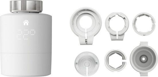 Tado Heizkörperthermostat »Smartes Heizkörper-Thermostat, Zusatzprodukt für Einzelraumsteuerung (Universal)«, (1 St)