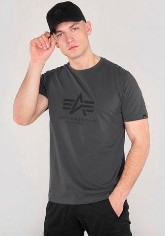 Alpha Industries Marškinėliai »Basic T-Shirt«