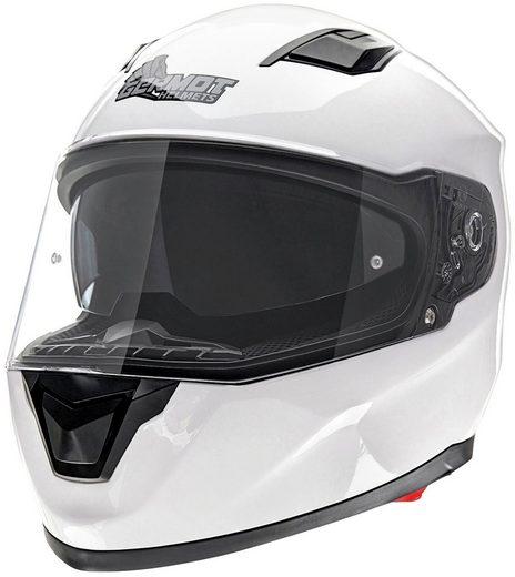Germot Motorradhelm »GM 330«, mit integrierter Sonnenblende