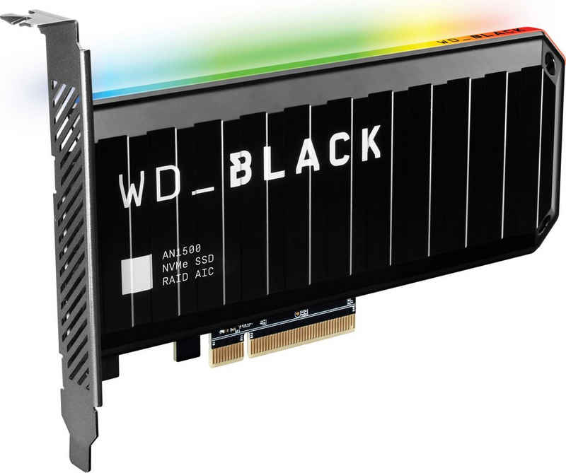 WD_Black »AN1500« SSD (2 TB)