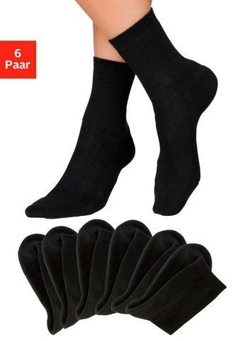 H.I.S Socken (6-Paar) su bequemem Frottee