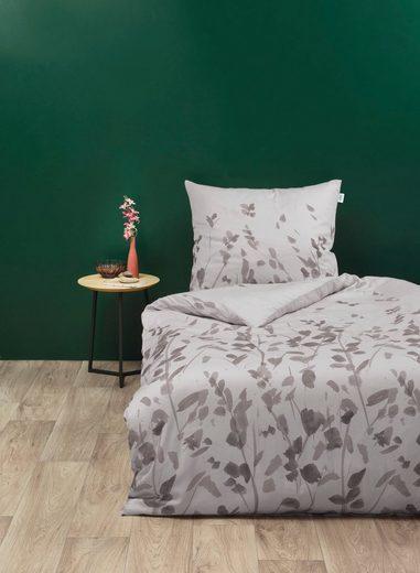 Bettwäsche »AQUAFLOWER«, SCHÖNER WOHNEN-Kollektion, mit floralem Muster