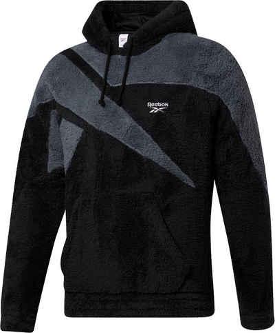 Reebok Sweatshirt »CLASSICS VECTOR SHERPA HOODIE«