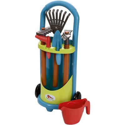 Ecoiffier Spielzeug-Gartenset »Gärtner-Trolley«