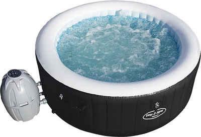 BESTWAY Whirlpool »Bestway Lay-Z-Spa Miami AirJet 180 x 66 cm, 2-4 Personen, schwarz«
