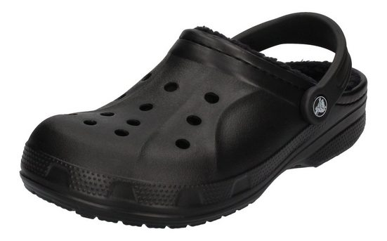 Crocs »Ralen Lined mit Fell« Clog Schwarz