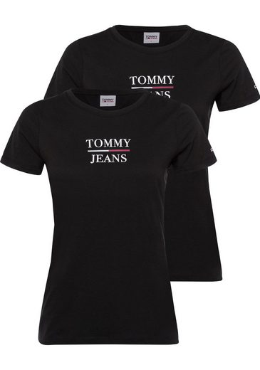 Tommy Jeans T-Shirt »TJW 2Pack Skinny ESS Tommy T SS«