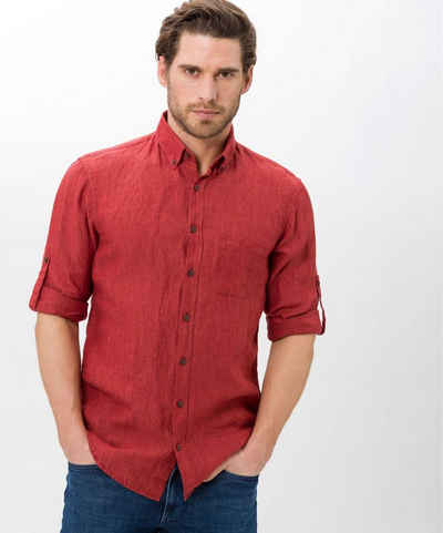 Brax Leinenhemd »Style DIRK«