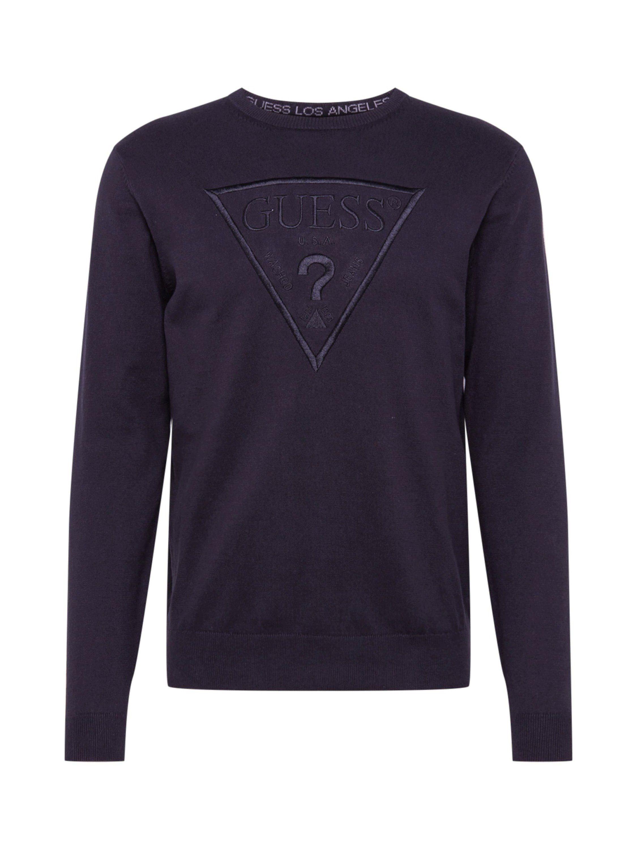 Guess Sweatshirt »LS RN RED ROCK« online kaufen | OTTO