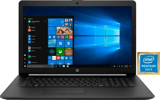 HP 17-by2215ng, Hero Notebook (43,9 cm/17,3 Zoll, Intel Pentium Gold, UHD Graphics, 512 GB SSD, inkl. Office-Anwendersoftware Microsoft 365 Single im Wert von 69 Euro)
