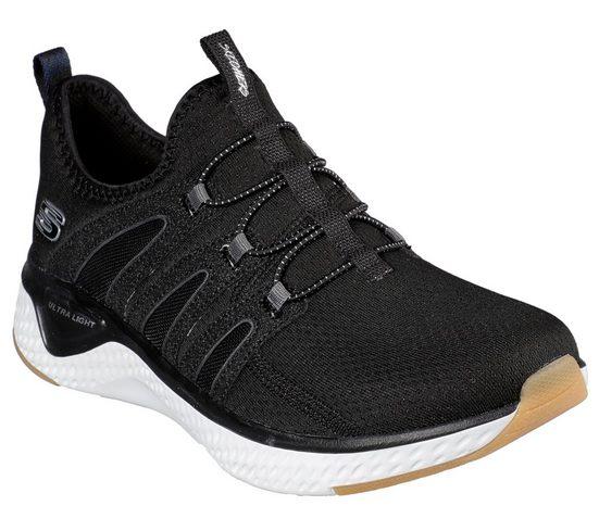 Skechers »SOLAR FUSE - ELECTRIC PULSE« Slip-On Sneaker mit praktischen Anziehlaschen