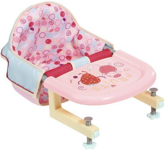 Baby Annabell Puppen-Tischsitz »Lunch Time«