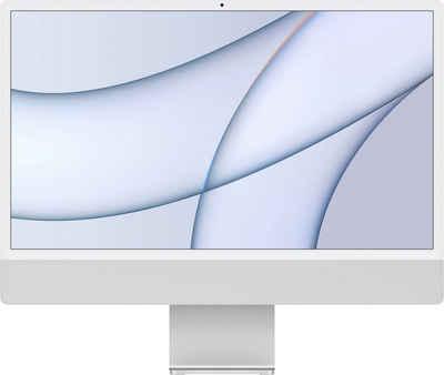 """Apple iMac 24"""" mit 4,5K Retina Display iMac (24 Zoll Apple M1, 8 GB RAM, 256 GB SSD)"""