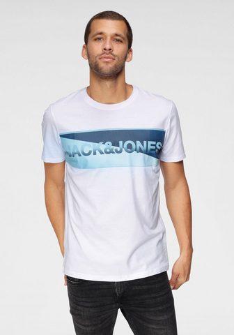 Jack & Jones Jack & Jones Marškinėliai »JENSON TEE«...