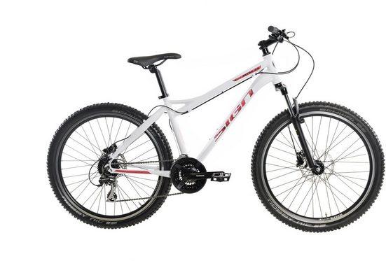 SIGN Mountainbike, 24 Gang Shimano ACERA RD-M360 Schaltwerk